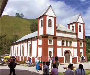Iglesia San José, Pozuzo