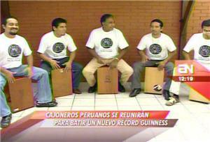 Cajón peruano, instrumento de percusión - noticias