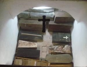 Catacumbas de la Catedral de Lima - noticias