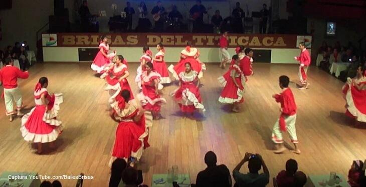Historia del festejo peruano