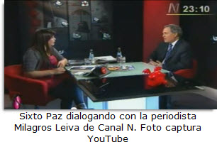 """Entrevista sobre Ovinis en """"No le culpes a la Noche"""" con Milagros Leiva"""