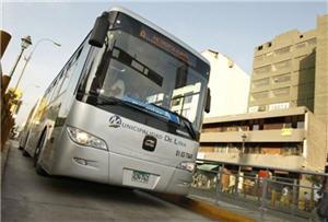 Súper Expreso de El Metropolitano, transporte en Lima - noticias
