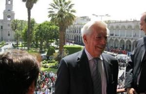 Mario Vargas Llosa, Premio Nóbel de Literatura - noticias