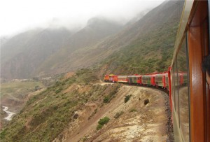 tren a Huancayo - noticias