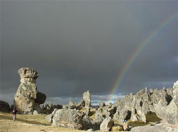 Bosque de Piedras de Huayllay, santuario nacional, Pasco, turismo - noticias