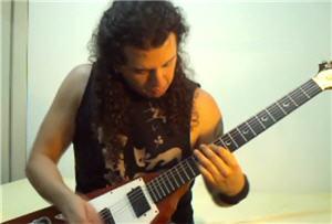 Charlie Parra, cantautor, musico, guitarrista, heavy metal - noticias
