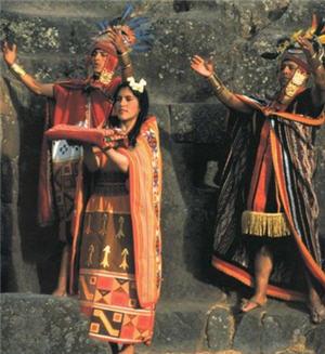costumbres de la epoca incaica