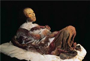 La momia Juanita de Arequipa