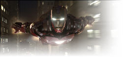 El estreno de Iron Man 3 llega en mayo del 2013