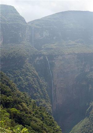 catarata de Gocta, Amazonas, turismo en peru - noticias