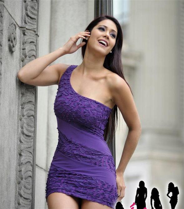 Karen Schwarz, modelo - noticias