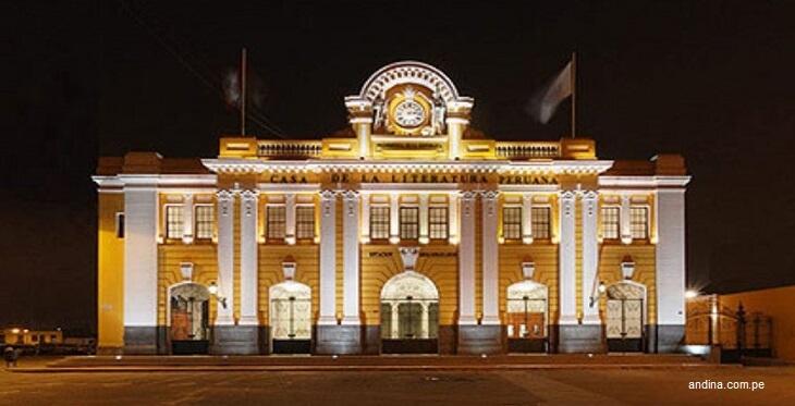 Museos gratis en Lima, Casa de la Literatura Peruana