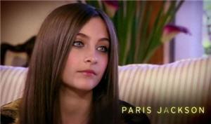 Paris Jackson, Michael Jackson - noticias
