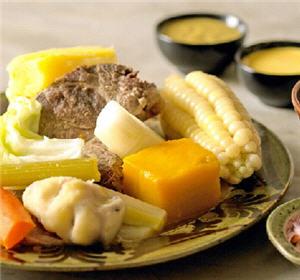 sancochado, comida peruana, gastronomia, sopa, caldo de carne - noticias