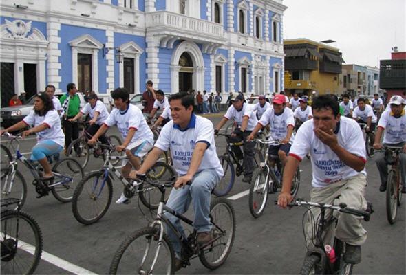 Ciclismo en Lima