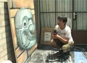 César Paredes, pintor artista - noticias