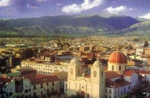 Ciudad de Huancayo en Junin