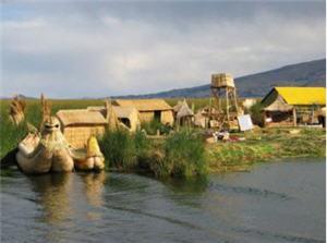 Puno tiene más de 30 islas en el Lago Tititcaca