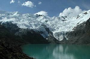 nevado de Huaytapallana en Junín