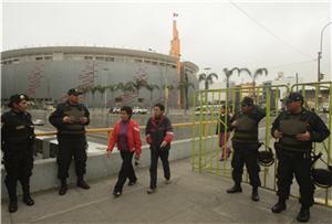 Peru y Venezuela, encuentro deportivo - noticias