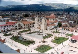 Plaza Constitución de Huancayo, turismo en Junin - noticias