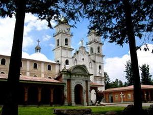 Convento de Santa Rosa de Ocopa en Huancayo