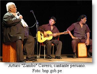 Música del Zambo Cavero - Día de la Canción Criolla