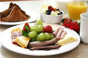 desayuno saludable - noticias