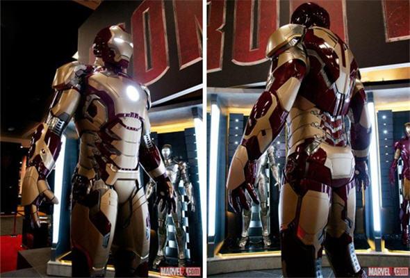 Iron Man 3 ya tiene trailer en youtube - noticias