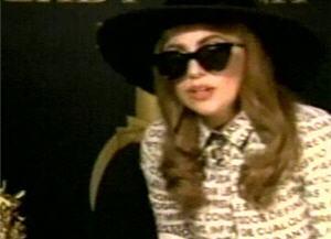 Ley General de Salud del Perú en el traje de Lady Gaga - noticias