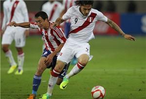 Peru vs Paraguay en las clasificatorias sudamericanas - noticias