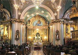 La iglesia más antigua de Ayacucho