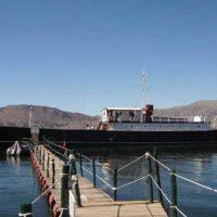 Buque Yavarí: Museo lotante del Lago Titicaca en Puno, Perú