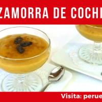 Mazamorra de Cochino: Historia y Preparación Paso a Paso