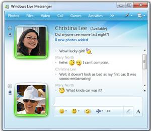 Window Live Messenger solo funcionará en China - noticias