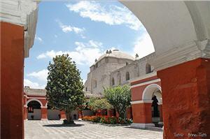 Convento de Santa Catalina albergó a 500 mujeres