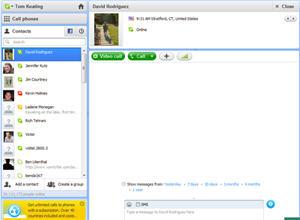 Skype el sistema de mensajería de voz, texto y vídeo - noticias