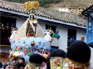 Virgen del Carmen es la patrona de Paucartambo - noticias
