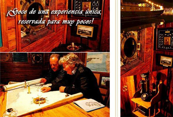 Yavarí en Puno es ahora un museo hotel - noticias