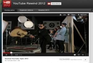Youtube hace recuento de los mejores videos 2012