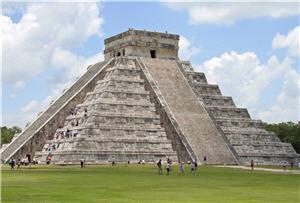 chinchen itza lugar arqueológico de los Mayas