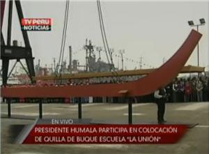 buque de instruccion a vela sera el mas grande de América - noticias