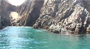 Caleta en Islay Arequipa