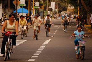 ciclodia en Miraflores