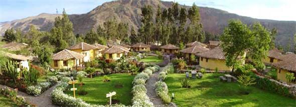hotel sol & luna en Cusco