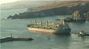 embarcaciones en Matarani