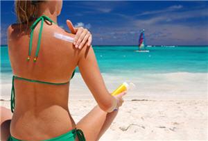 protección solar en este verano