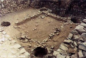 Hallazgos de restos arqueológicos en la huaca El Paraíso