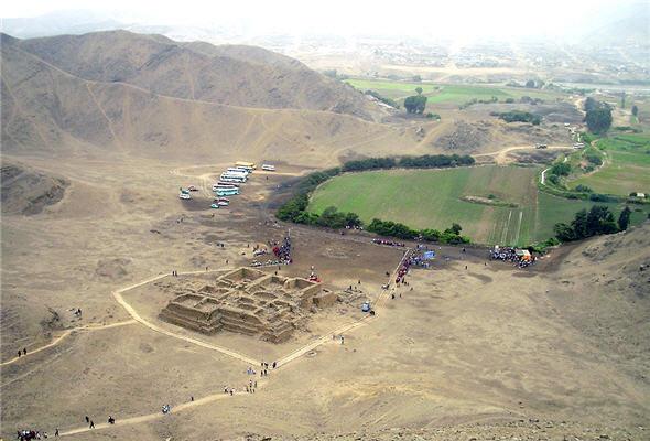 El Paraíso, el complejo arqueológico más antiguo de Lima