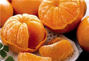 vitaminas de la mandarina